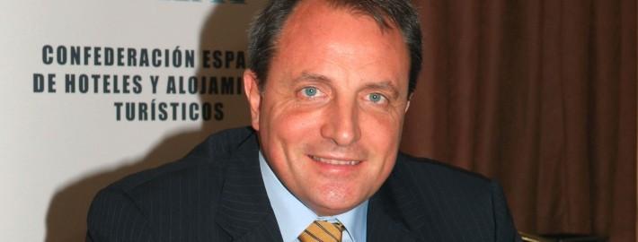 Jose Guillermo Diaz Montañes, presidente de honor de ITH