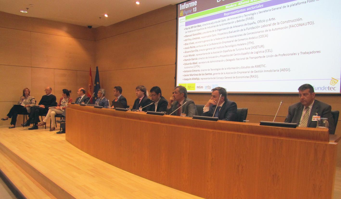Debate Sectorial ePyme2013