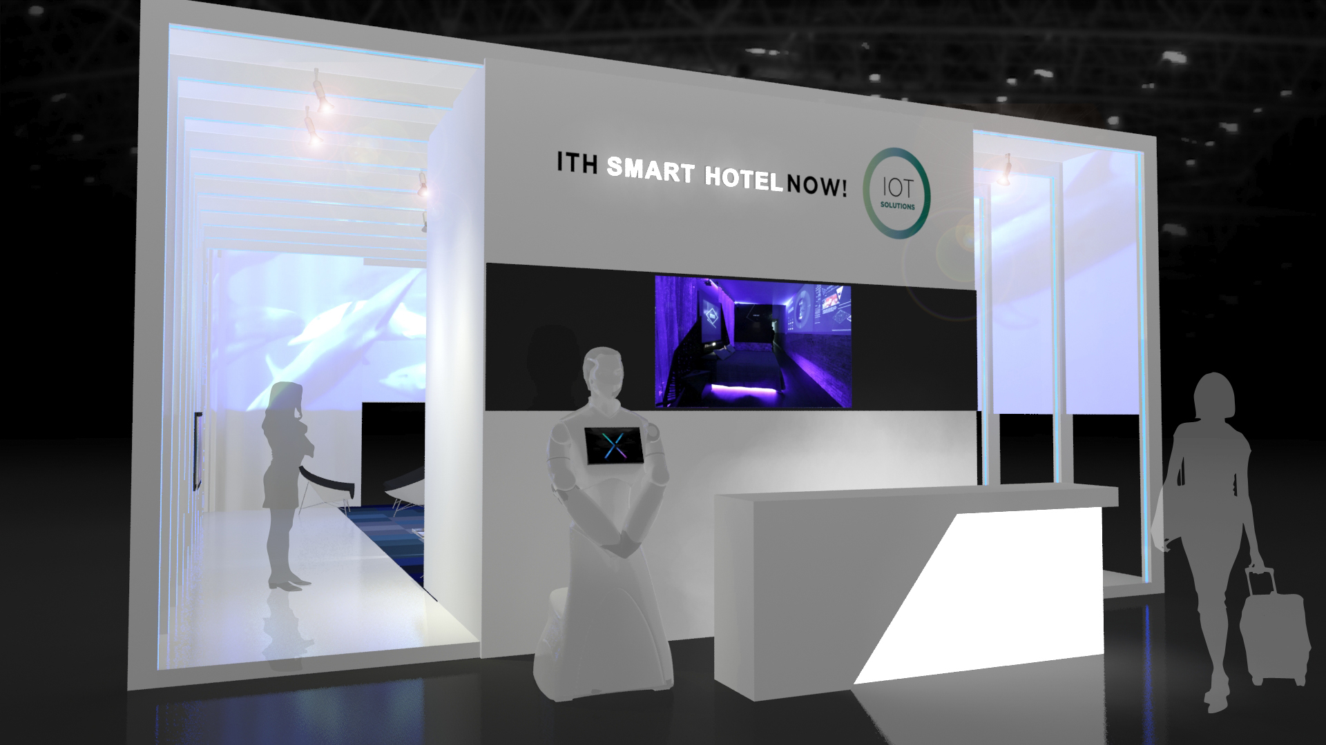 ITH Smart Hotel Now!