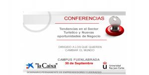 ITH INAUGURA EL SEMINARIO DE EMPRENDEDORES Y LIDERAZGO DE LA URJC @ Universidad Rey Juan Carlos | Fuenlabrada | Comunidad de Madrid | España