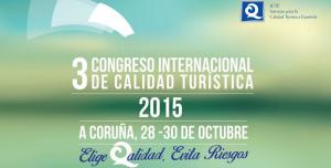 III CONGRESO INTERNACIONAL DE CALIDAD TURÍSTICA @ Palexco, Palacio de Exposiciones y Congresos A Coruña