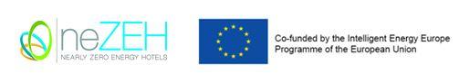 Logos neZEH y UE web