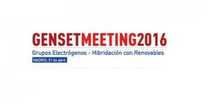 III Edición GENSET MEETING, encuentro sobre grupos electrógenos e hibridación con renovables @ Hotel Barceló Castellana Norte | Madrid | Comunidad de Madrid | España