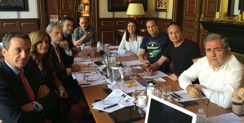 Jurado de los Premios Roca a la Iniciativa Hotelera
