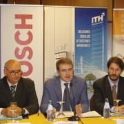 La gestión energética a debate en Orense.
