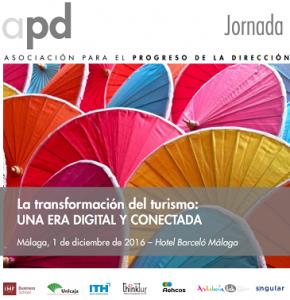 La Transformación del Turismo: Una Era Digital y Conectada @ Hotel Barceló Málaga | Málaga | Andalucía | España