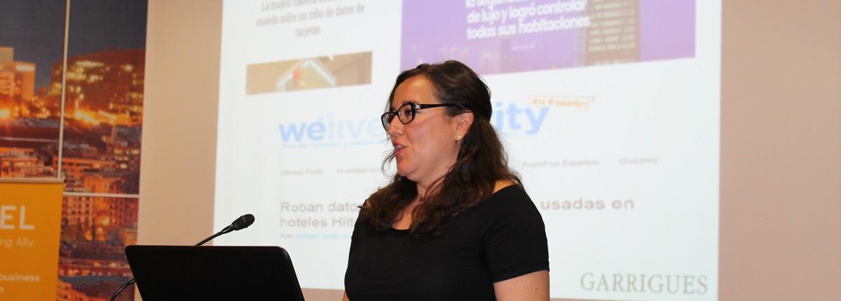 Gisela Santos, asociada senior IT y protección de datos en Garrigues