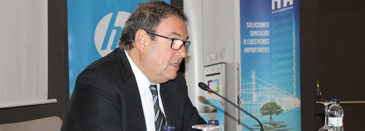 Juan Molas, presidente ITH