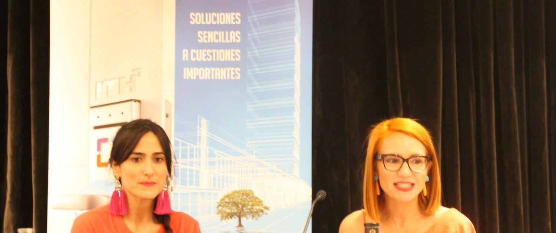 Julia de Pedro y Maria Carreño, Altran - Asamblea ITH