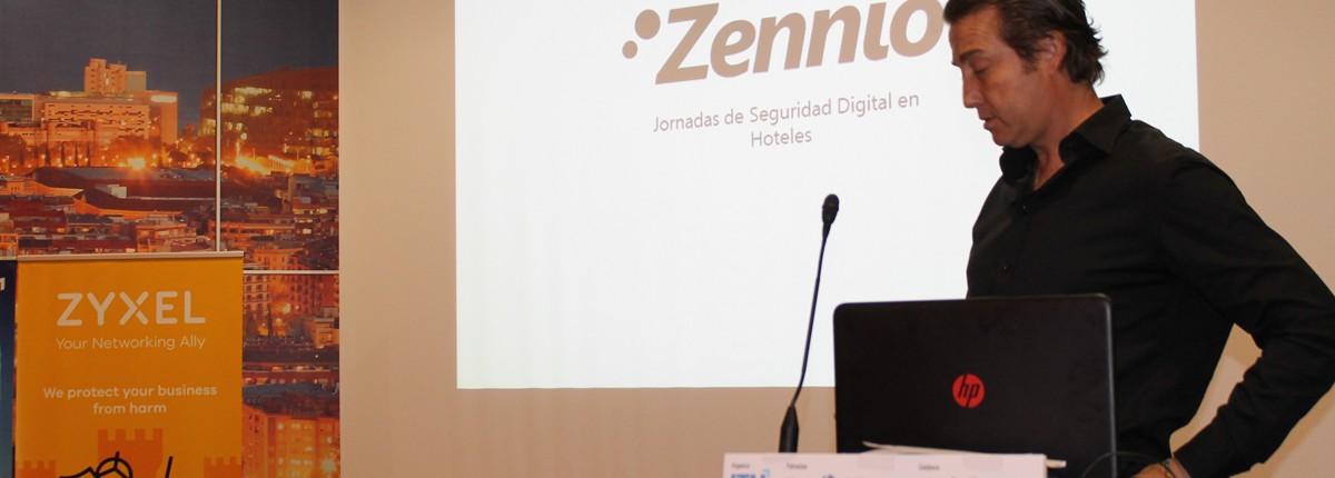 Julio Giménez, director general para España en Zennio