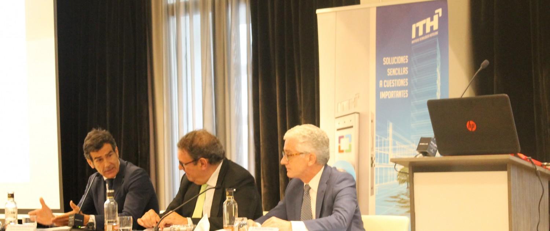 Manuel Butler, Carlos Chaguaceda, Juan Molas, Asamblea ITH