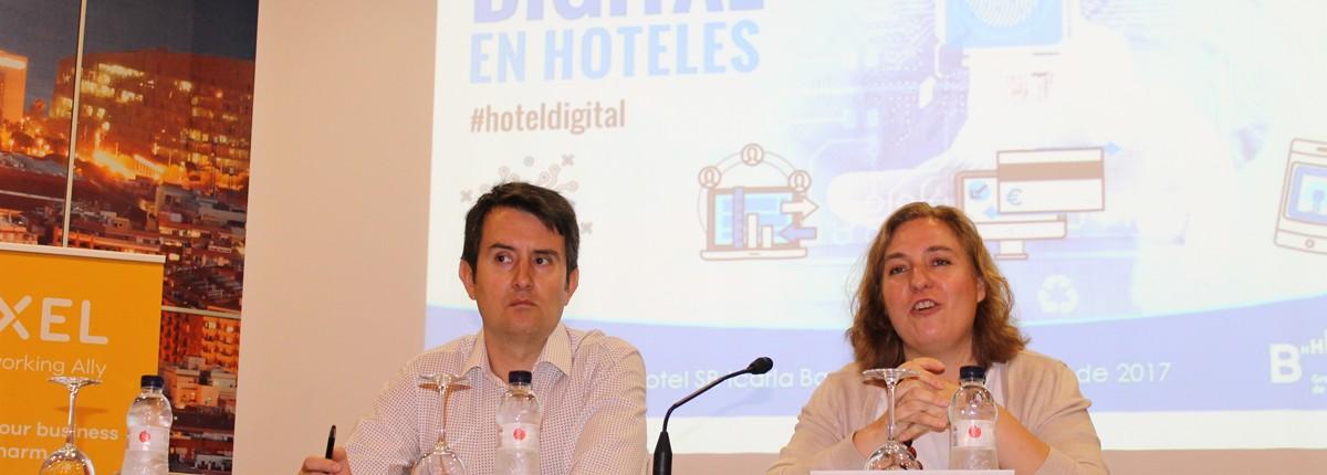 Roger Calleja y Patricia Miralles