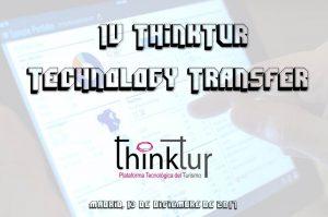 IV Thinktur Technology Transfer @ Hotel H10 Puerta de Alcalá | Madrid | Comunidad de Madrid | España