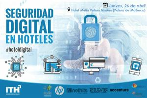 JORNADA ITH - Mallorca - Seguridad Digital en Hoteles @ Meliá Palma Marina | Palma | España