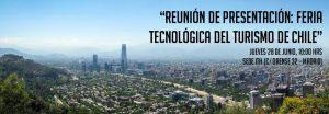 Reunión ITH: Presentación Feria Tecnológica del Turismo de Chile @ Sede ITH | Madrid | Comunidad de Madrid | España