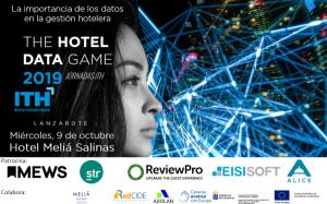 Jornada ITH - La importancia de los datos en el gestión hotelera - The Hotel Data Game 2019 - Lanzarote @ Hotel Meliá Salinas | Costa Teguise | Canarias | España