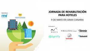JORNADAS ITH de Rehabilitación para Hoteles 2019 @ HOTEL GLORIA PALACE SAN AGUSTIN THALASSO AND HOTELS | Torremolinos | Andalucía | España