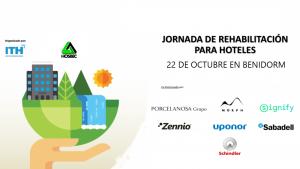 JORNADAS ITH de Rehabilitación para Hoteles 2019 - Benidorm @ SALA INVATTUR | Benidorm | España