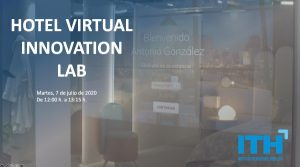HOTEL VIRTUAL INNOVATION LAB @ Plataforma zoom | Marbella | Andalucía | España