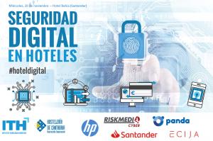 Jornada ITH - Seguridad Digital en hoteles - Santander @ Hotel Bahía | Santander | Cantabria | España