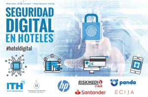 Jornada ITH - Seguridad Digital en Hoteles - Sevilla @ Hotel Novotel Sevilla | Sevilla | Andalucía | España