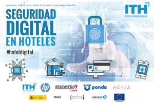 Jornada ITH - Seguridad Digital en hoteles - Tenerife @ Hotel GF Victoria | Costa Adeje | Canarias | España