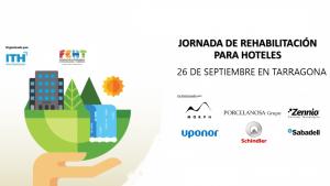 JORNADAS ITH de Rehabilitación para Hoteles 2019 - Cambrils @ HOTEL SOL PORT CAMBRILS | Torremolinos | Andalucía | España