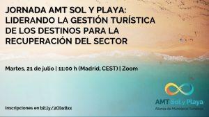 Jornada AMT Sol y Playa: Liderando la gestión turística de los destinos para la recuperación del sector