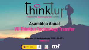 Asamblea Anual Thinktur - VII Thinktur Technology Transfer @ Online